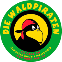 Das Waldpiraten-Camp